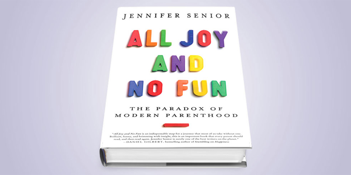 All Joy and No Fun Book Mock-up