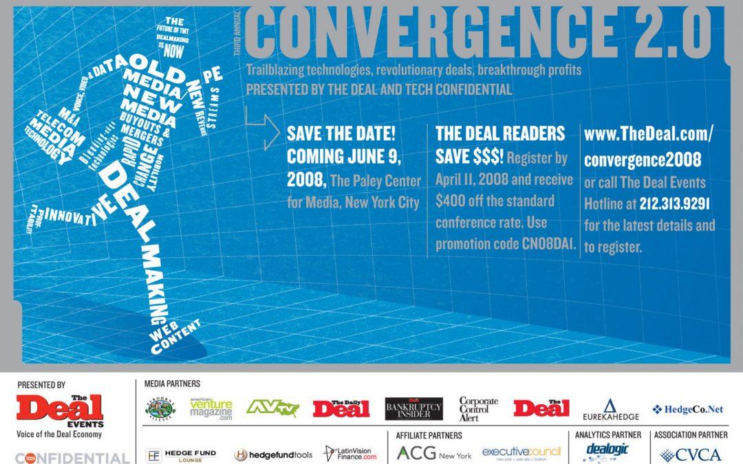 Convergence 2.0 Print Design