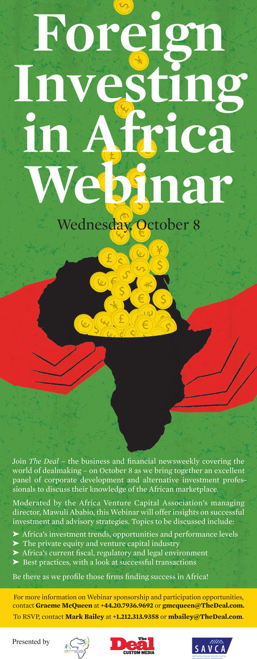 Foreign Investing in Africa