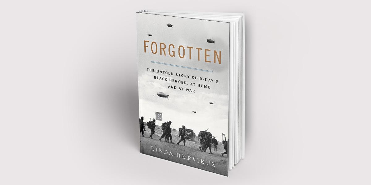 Forgotten Book Mock Up
