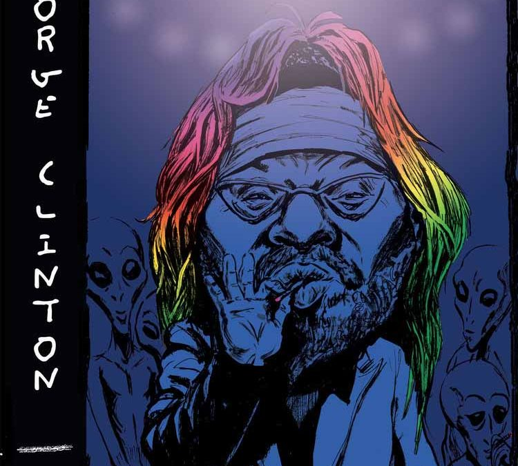 George Clinton Illustration