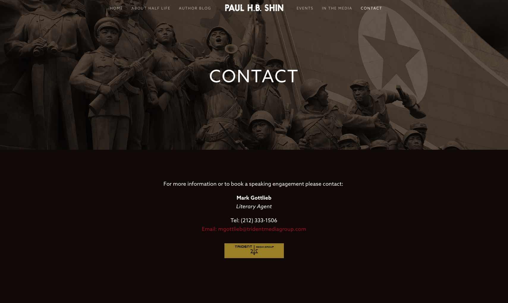 Half Life Contact Page
