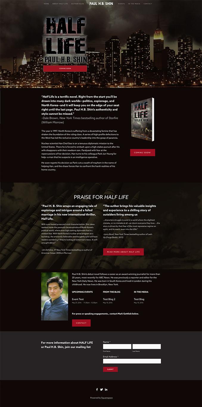 Half Life Homepage