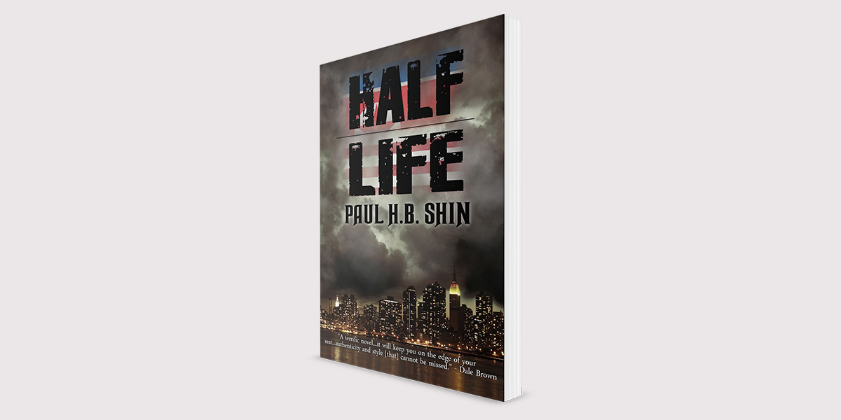 Half Life Book Mock-up