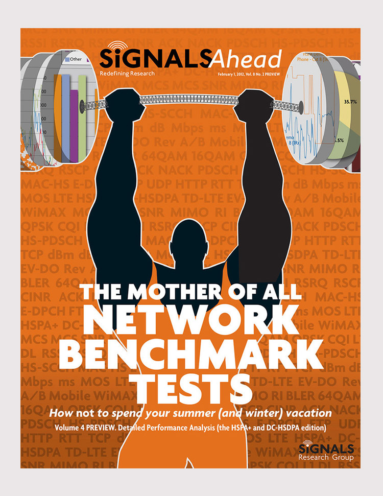 Signals Ahead Cover The mother of all network Benchmark tests