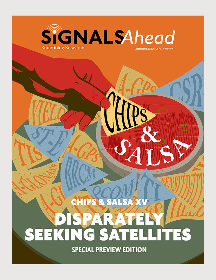 Signals Ahead Cover Chips & Salsa