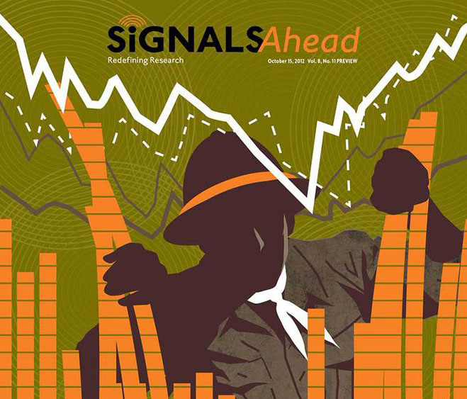 Signals Research Group Web Design