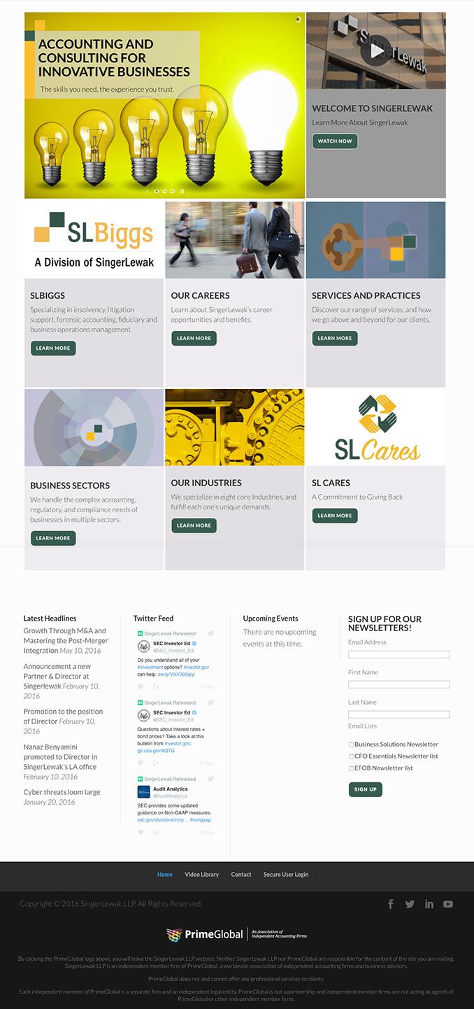 Singerlewak homepage