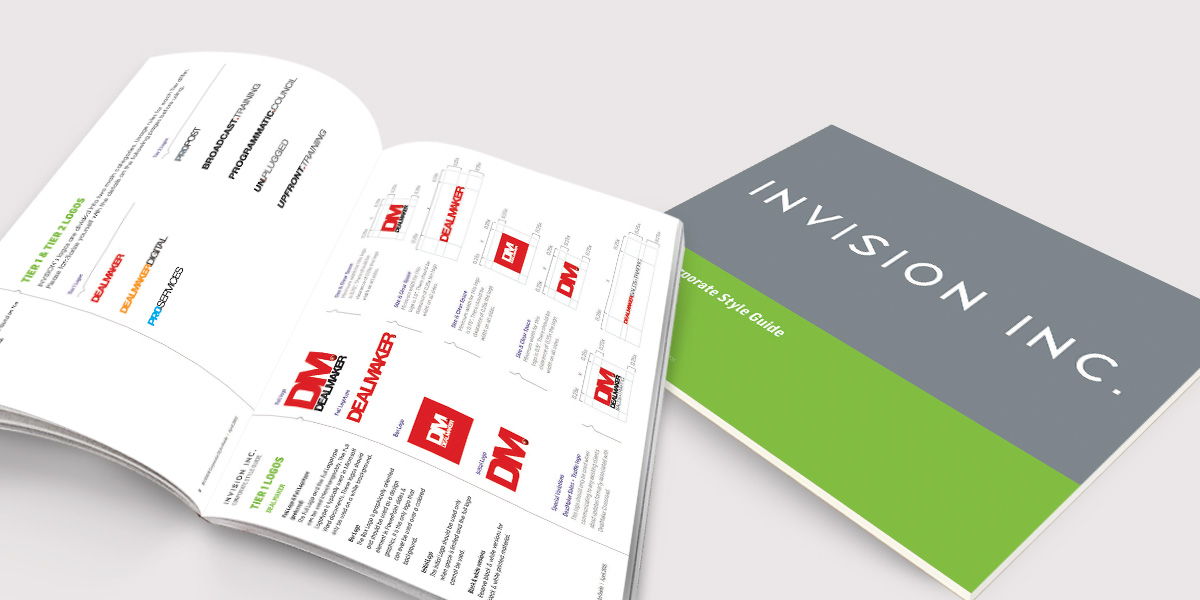 Invision Style Guide
