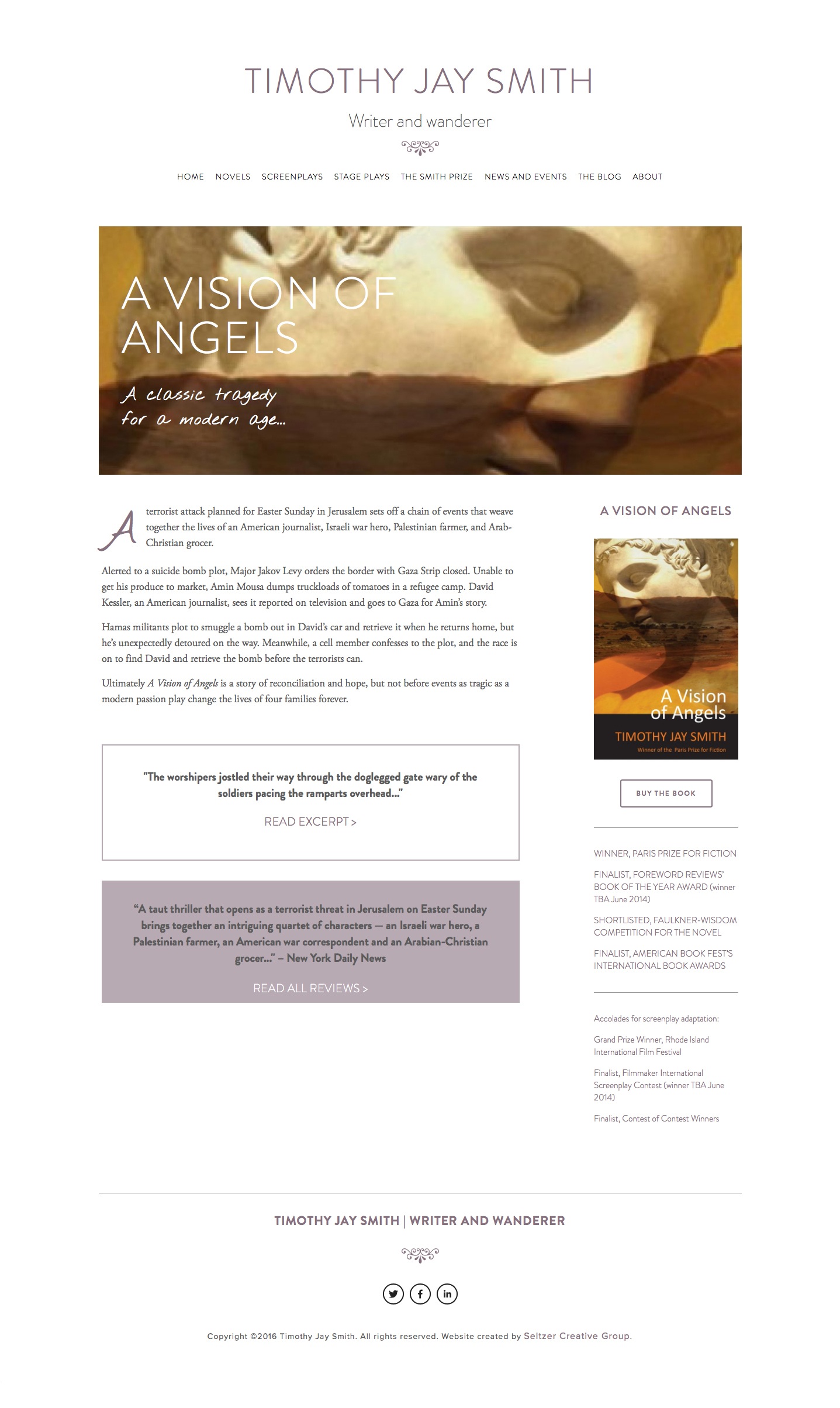 TJS Novel Page